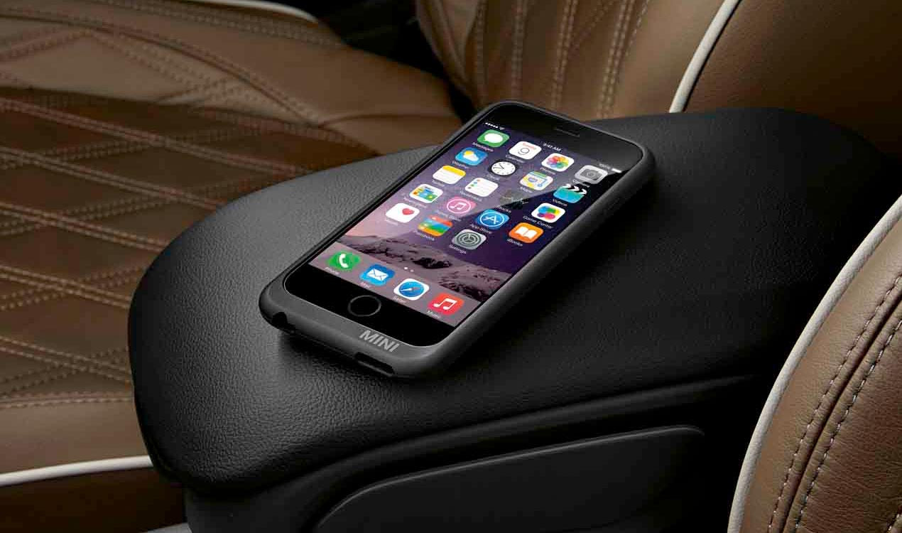 mini wireless charging h lle apple iphone 6 6s. Black Bedroom Furniture Sets. Home Design Ideas