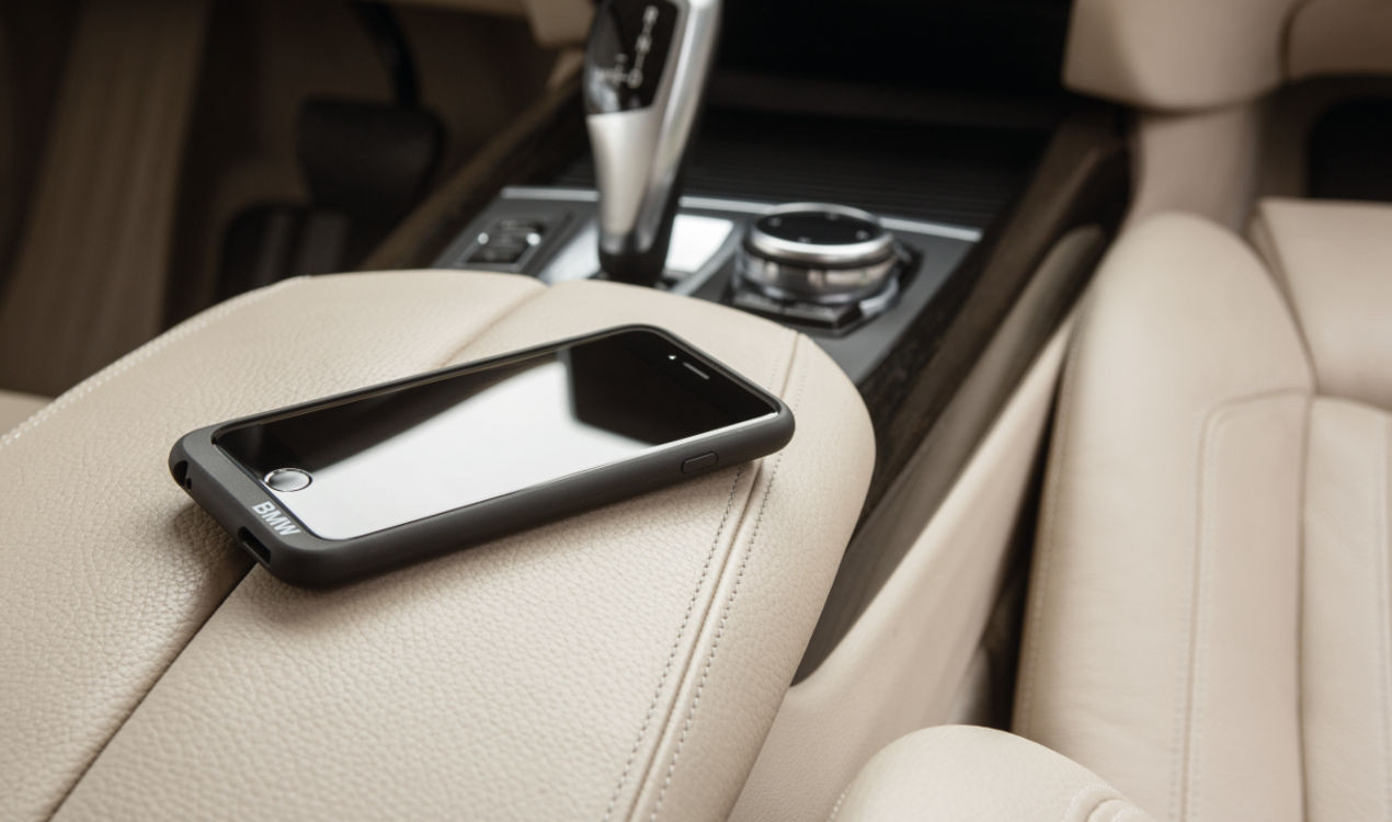 bmw wireless charging h lle iphone 6 6s. Black Bedroom Furniture Sets. Home Design Ideas