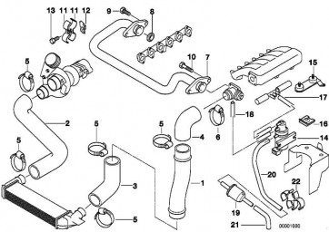 Blechmutter ST4,8           1er 3er 5er 6er 7er 8er X1 X3 X5 X6 Z1 Z3 Z4 MINI  (51437001566)