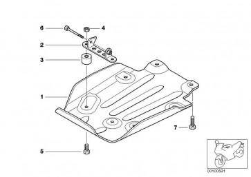 Schraube M6X8  (18127661043)