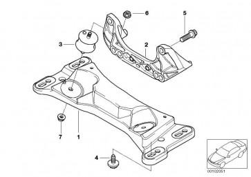 ASA-Schraube M10X35 ZNNIV SI 3er 5er 6er 7er Z4 1er K14 R13 X6 X5  (07129905738)