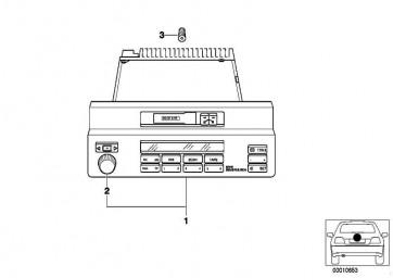 Adapterleitung Radio  5er X5 MINI  (61126913957)