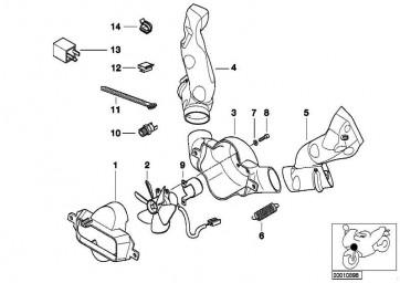 Schraube M4X10            (16112345082)