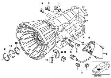 Verschlussschraube mit Dichtring M18X1,5         1er 3er 5er 6er 7er 8er X1 X3 X5 X6 Z4  (24117552349)