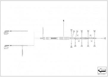 Kabelbaum Einspritzventile (12517575628)