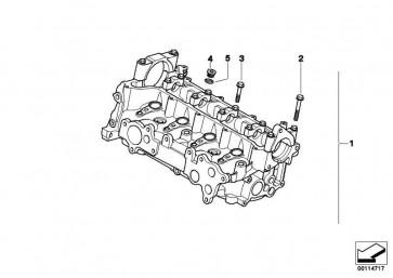 Sechskantschraube mit Scheibe M7X58           MINI  (11127791805)