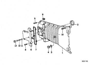Zylinderschraube M6X30           3er Z3 Z4  (07129905386)