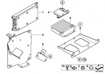 Austausch Telematics Control Unit GSM 3er X3 X5 Z4  (84109236496)