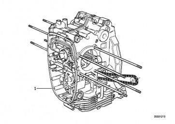 Isa-Schraube M6X16 1er 3er 5er 6er 7er X1 X3 X5 X6 Z4 MINI  (07129904588)