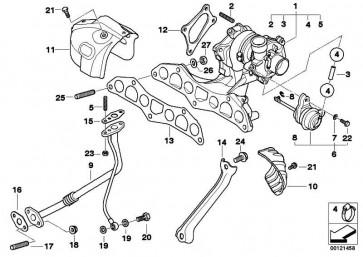Stiftschraube M10X40          MINI  (11657791881)