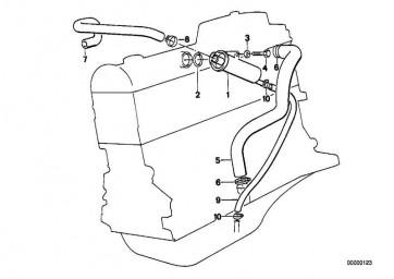 Schlauchschelle L12-15          1er  3er 5er 6er 7er 8er M1 X1 X3 X5 X6 Z1 Z3 Z8 MINI  (07129952104)