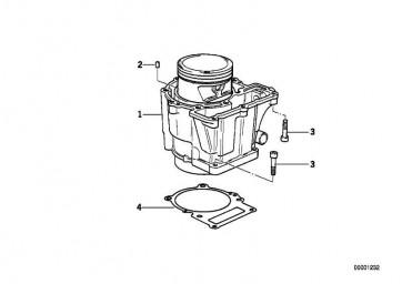 Zylinderfussdichtung   (11117706497)