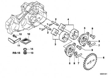 Satz Rotor   (11412343101)