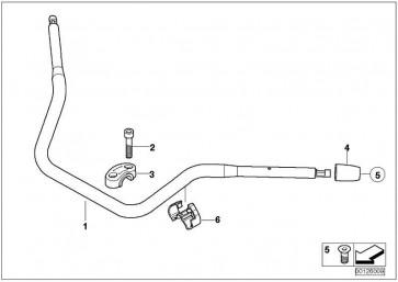 Schraube M8X30            (32717652161)