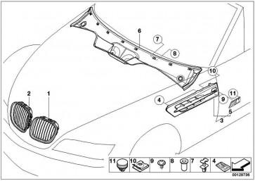 Clip  X5 X6 Z3  (51132495559)