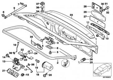 Vierkantschraube M6 Z3 51718407088 Leebmann24 De