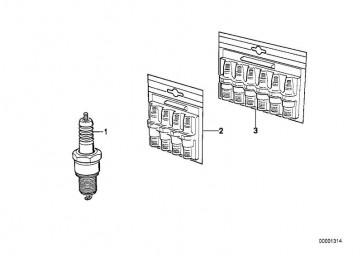 Zündkerze COPPER PLUS (CHA-OE004/T10)