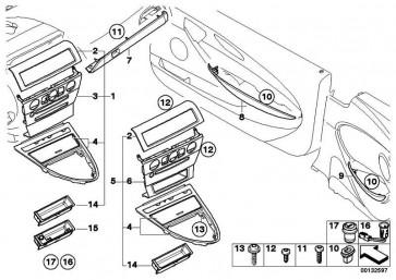 Steckdose Anzünder mit Kabel 2 POL. 5er 6er X3 X4 Z4 MINI  (61346977681)