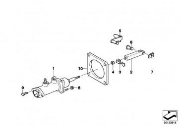 Bremskraftverstärker ATE             8er 7er  (34331161772)