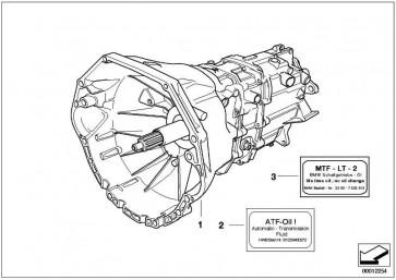 Austausch 6 Gang Getriebe S6S 420G - TBAH Z8  (23007505869)