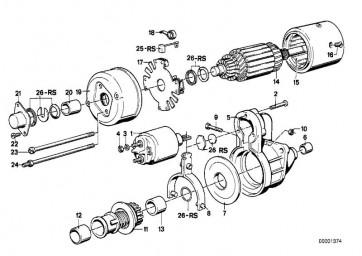 Zylinderschraube (12411722775)