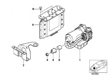 Gummilager  3er Z3  (34511163072)