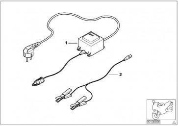 Adapterleitung Batterieladegerät  1er 3er 5er 6er 7er 8er X1 X3 X5 X6 Z3 Z4 Z8 MINI  (71607690235)