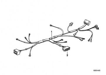 Steckergehäuse Sicherungskasten  5er 7er 6er  (61131359860)