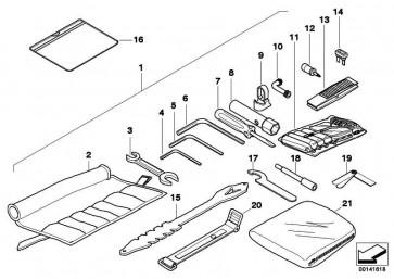 Werkzeugtasche  259C  (71112325257)
