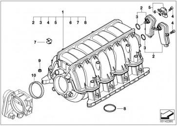 Schraube 5X20 1er 3er 5er 6er 7er X1 X3 X5 X6 Z4  (11617535849)