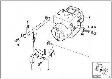 Druckmodulator ABS              (34517651924)