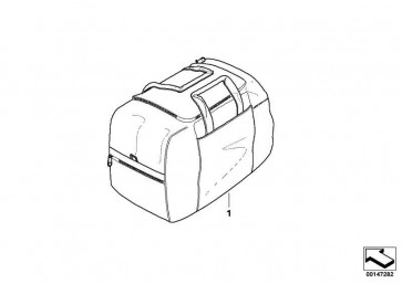 Innentasche für Top Case  K26 K44  (71607680542)