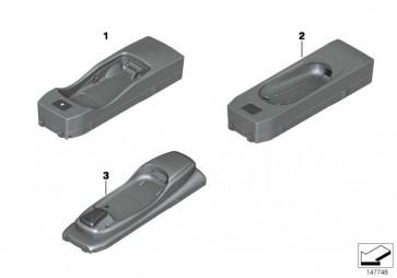 Snap-In Adapter Basic SE C702         1er 3er 5er 6er 7er X1 X3 X5 X6 Z4 MINI  (84212151736)