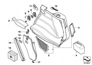 halter box warndreieck verbandskasten 1er 51476979461. Black Bedroom Furniture Sets. Home Design Ideas