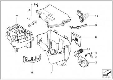 Deckel Electronic-Box (12901714090)