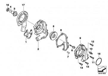 O-Ring 43X3-N-FPM 85    (07119905382)