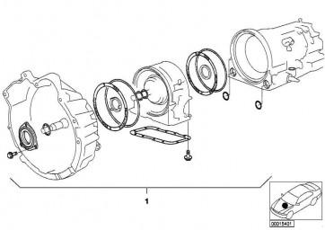 Reparatursatz Wandlerglocke  3er 5er Z3  (24411422762)
