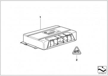 Abdeckkappe 40 POL.         3er 5er X3 X5 Z3  (12521744651)