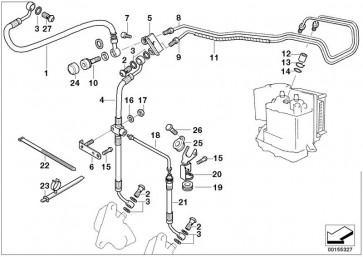 Bremsleitung Vorlauf vorne (34327676975)