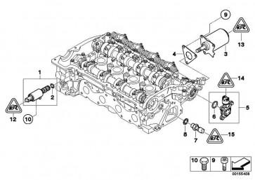Buchsengehäuse 2 POL. 1er 3er 5er 6er 7er X1 X3 X5 Z4 MINI  (12527503453)