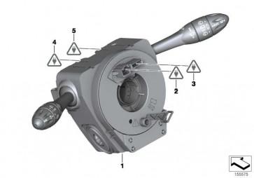 Buchsengehäuse 6 POL. Z-CODE 1er 3er X1 Z4 MINI  (61136925586)