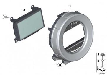 Instrumentenkombination Navigation MPH             MINI  (62109306251)
