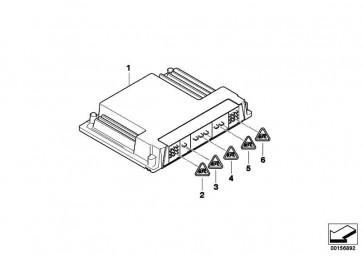 AT-Grundsteuergerät DME ME9.2 / EK928_7 7er 5er X5 6er  (12147586910)
