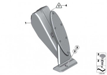 Fahrpedalmodul Schaltgetriebe  MINI  (35426853177)