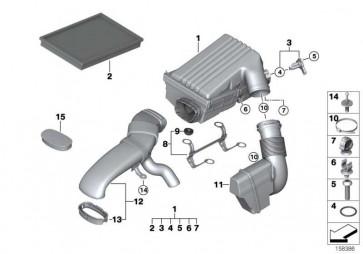 Schraube 4X16 1er 2er 3er 4er 5er 6er 7er X1 X3 X4 X5 X6 Z4 MINI  (07129907551)