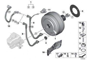 Sensor Differenzdruck  1er 3er  (11667556620)