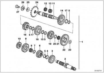 Schraube M10X35           (27717699375)