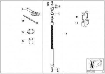 Handrad Druckstufe (31422337011)