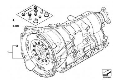 Austausch Automatikgetriebe EH GA6HP26Z        3er  (24007590330)
