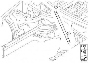 Torxschraube M10X16-10.9-    1er 3er X1  (07146963730)
